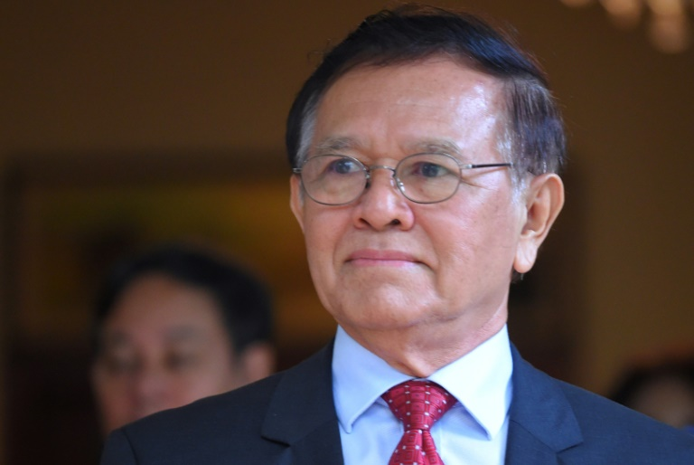 Cambodian opposition leader still to face treason trial: PM