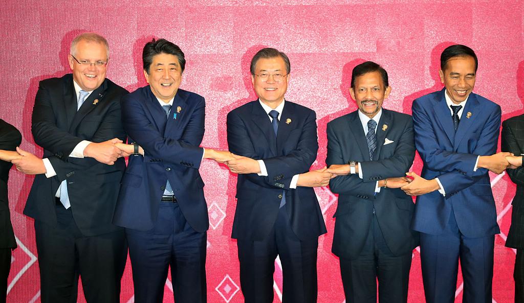 RCEP to raise S.Korea's economic growth if effective: think tank