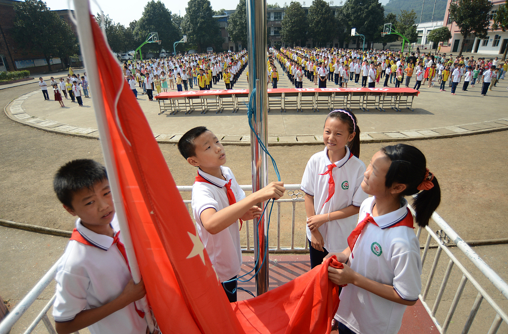Xi sends message to Project Hope