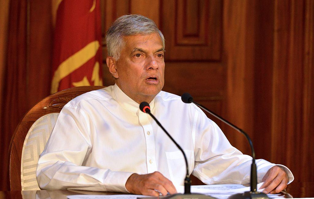 Sri Lankan prime minister resigns