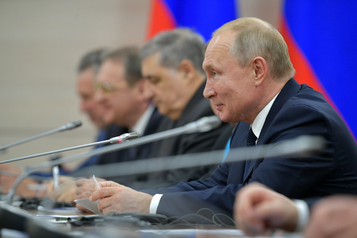 Putin's Africa tilt to bring dividends for Russia