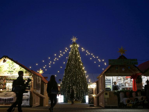 Vancouver Christmas Market celebrates 10th anniversary in Canada