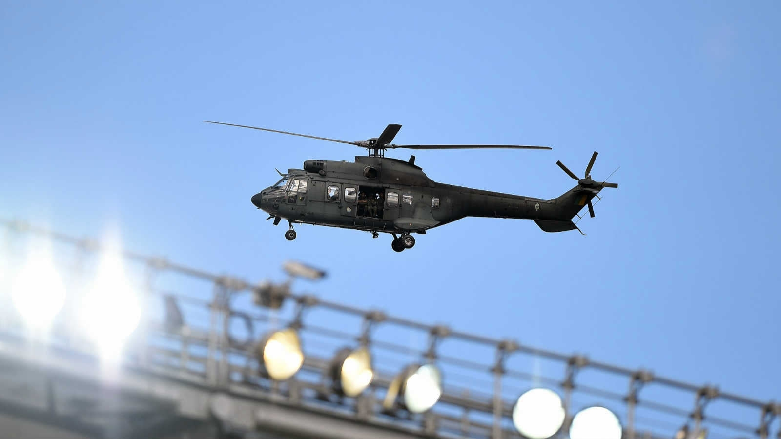 2 US soldiers killed in helicopter crash in Afghanistan