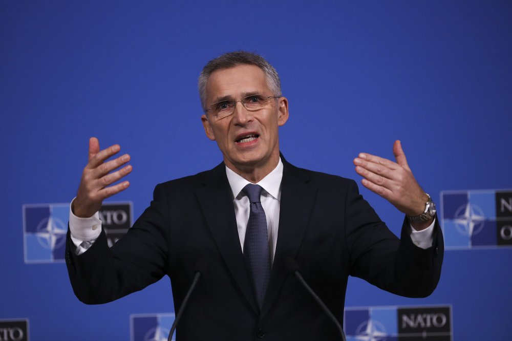 NATO chief heads to Paris as France comes under fire