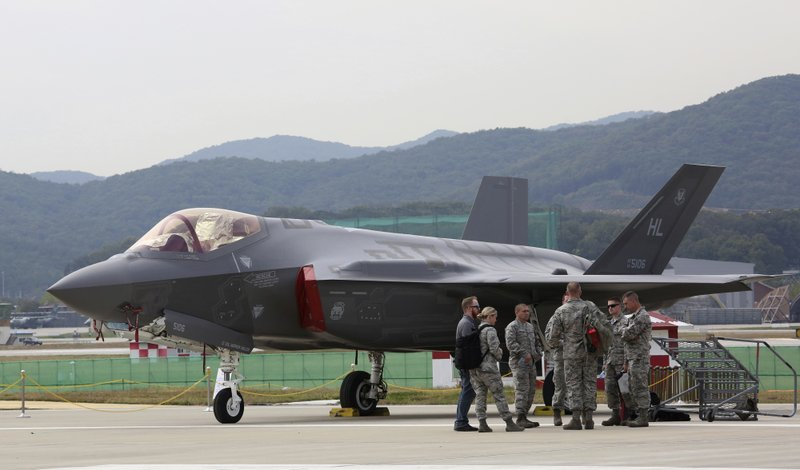 Turkey threatens to 'look elsewhere' if F-35 dispute with US continues