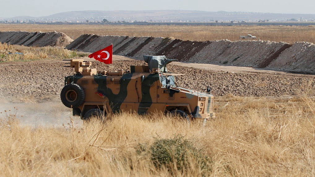 Russia condemns Turkey for floating idea of new Syria operation