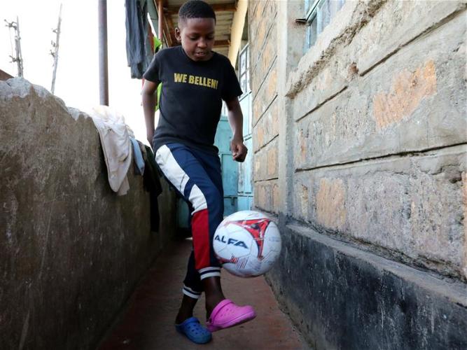 Emmanuel New Hope Orphanage in Nairobi, Kenya
