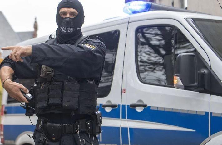 German police arrest man on suspicion of preparing terror attack