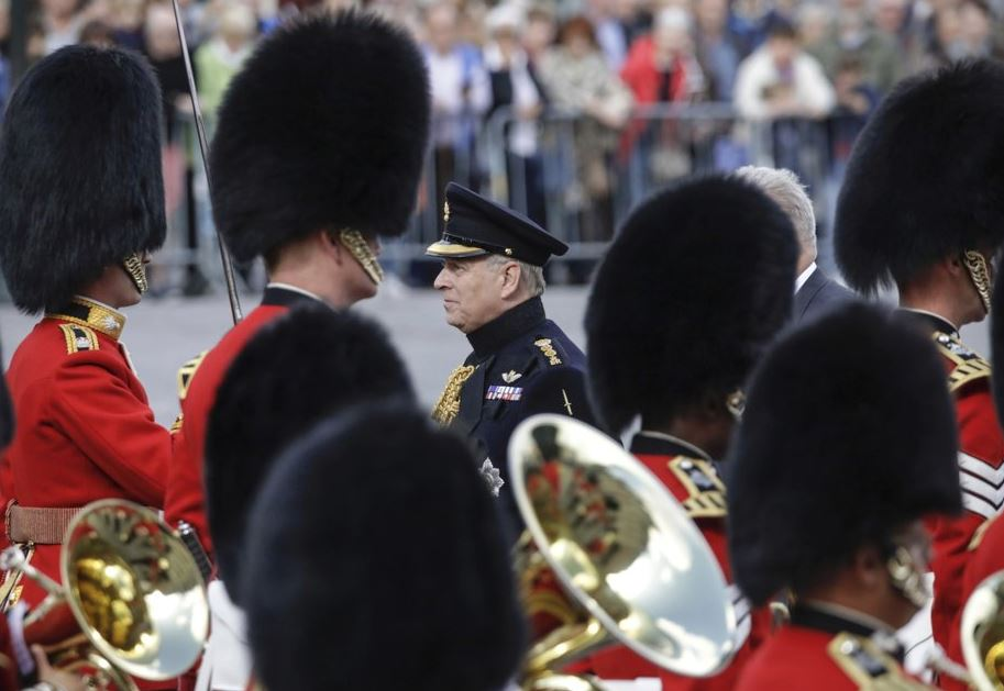 Royal scandal: Prince Andrew to step back from public duties