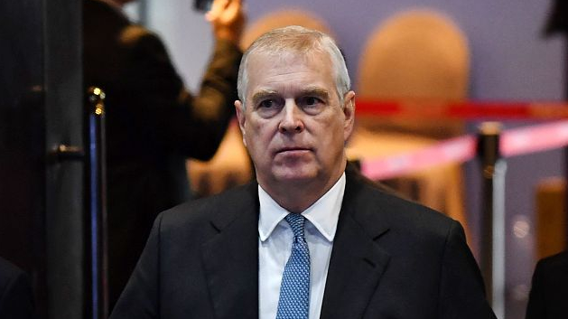UK's Prince Andrew withdraws from public roles following scandal