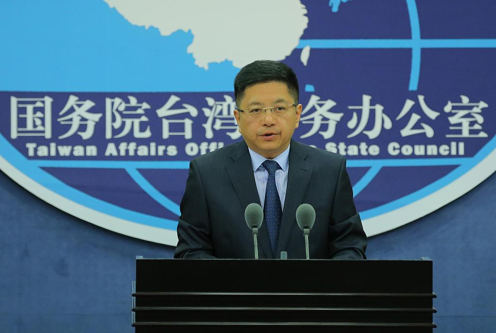 'Taiwan independence' impassable dead end: mainland spokesperson