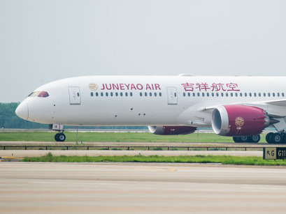 Boeing delivers 100th 787 aircraft to Chinese airline industry