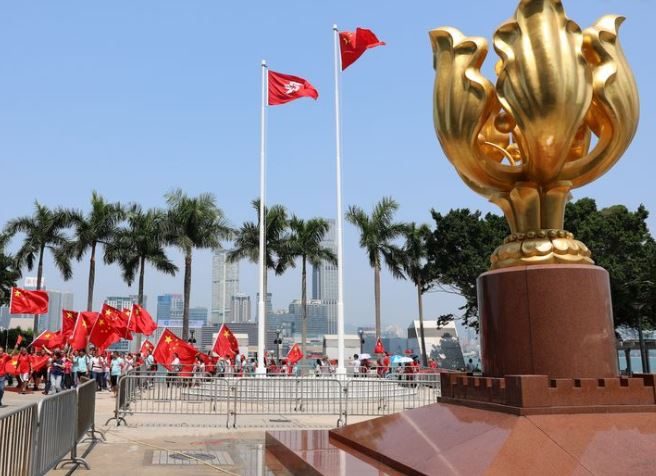 Commissioner of Chinese foreign ministry to HKSAR summons US Consul General to protest over Hong Kong-related bill