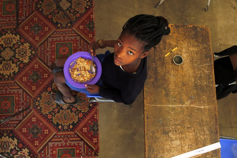 Southern Africa's deadly drought leaving millions hungry