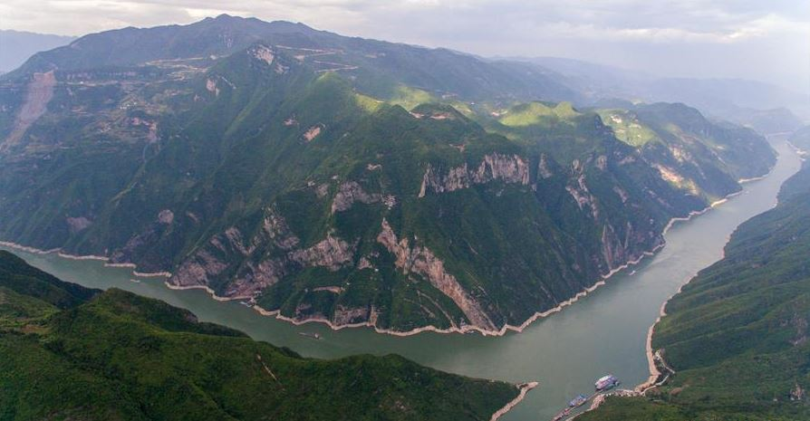 China grapples with Yangtze River protection