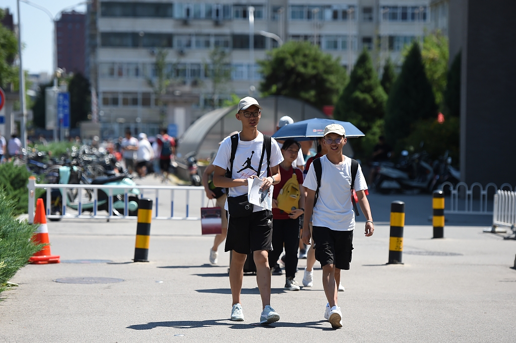 China makes headway in advancing higher education in central, western areas