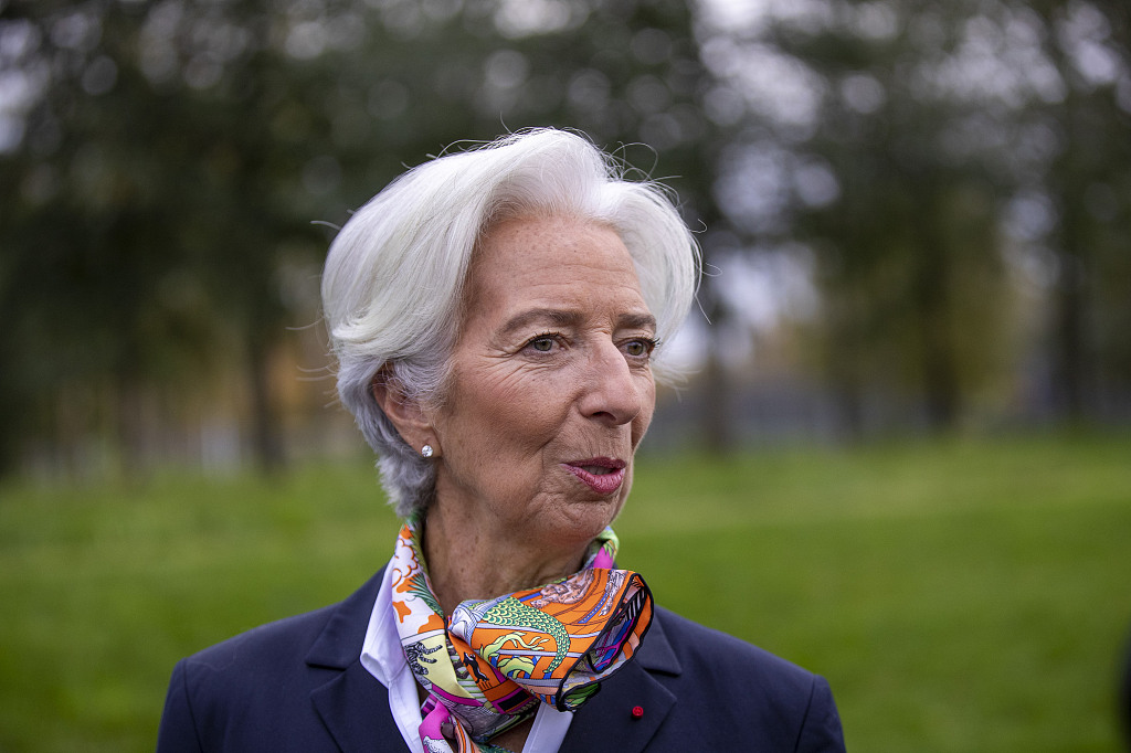 Europe needs to innovate, invest in face of challenges: Lagarde