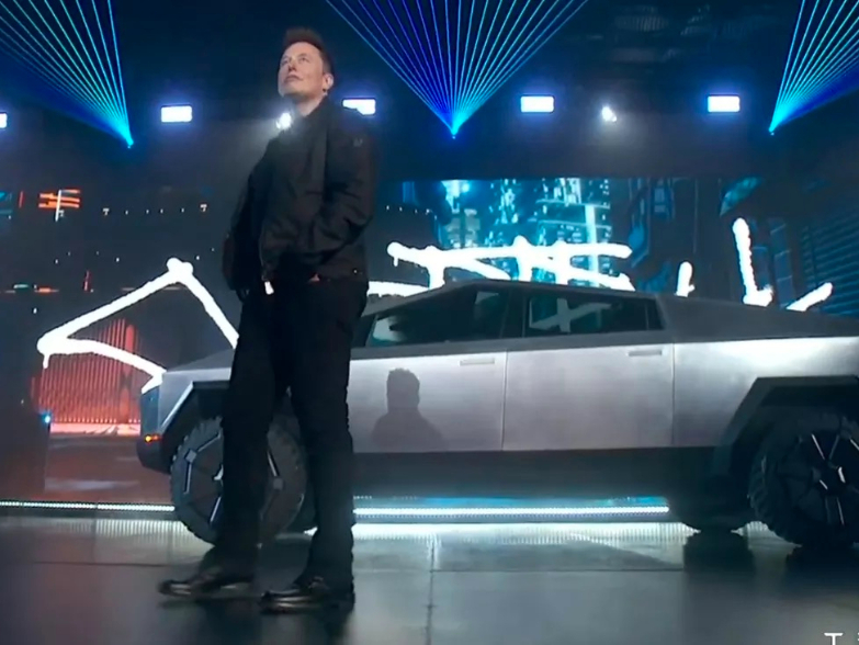 Tesla unveils first electric truck