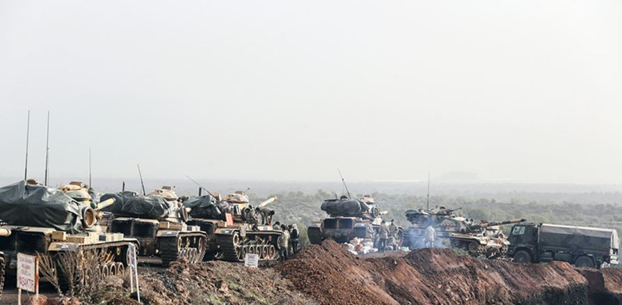 Turkey establishes safe zone in northern Syria: minister