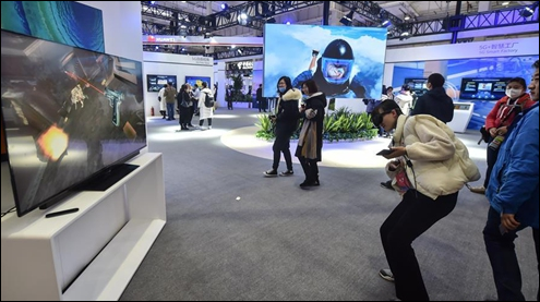China open to world in development of 5G industry: ministry