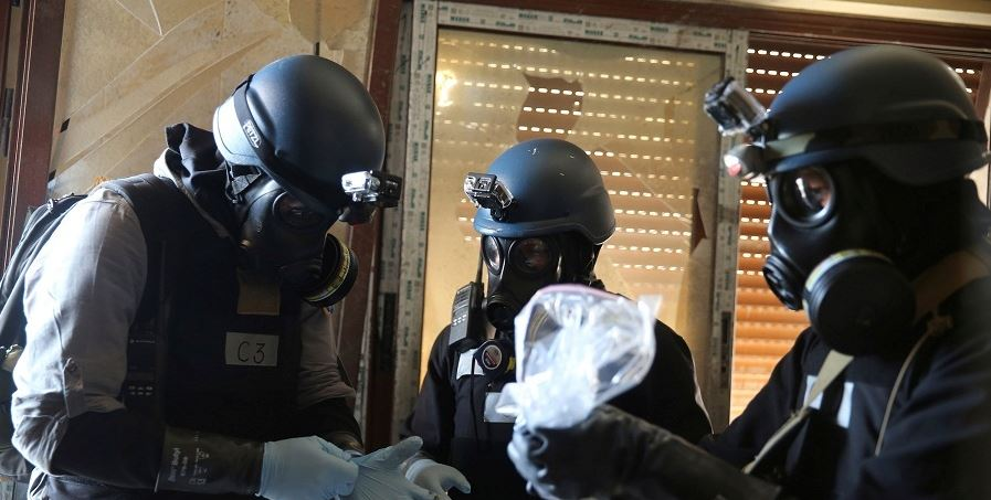 UN Security Council reaffirms stance on chemical weapons