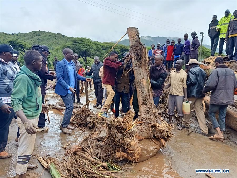 37 confirmed dead in Kenyan landslide: media