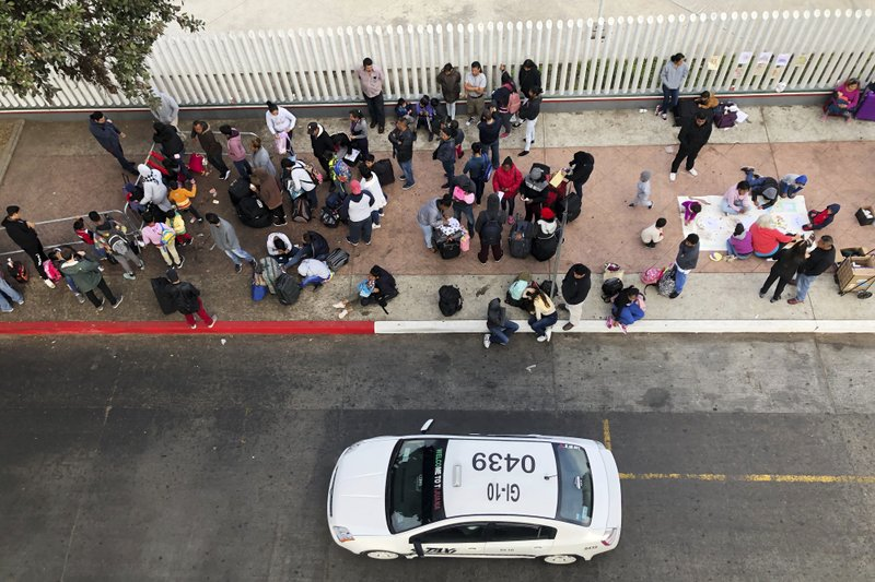 US joins in global movement to make asylum harder to obtain