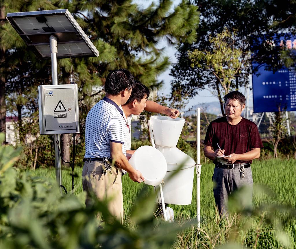 Tech China Weekly: digital farming, satellite service platform, 5G base stations