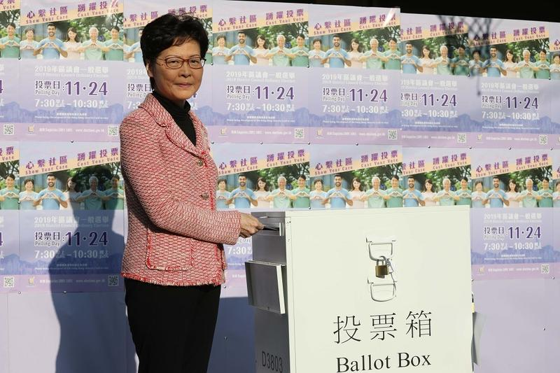 Hong Kong residents, save your home by casting votes!