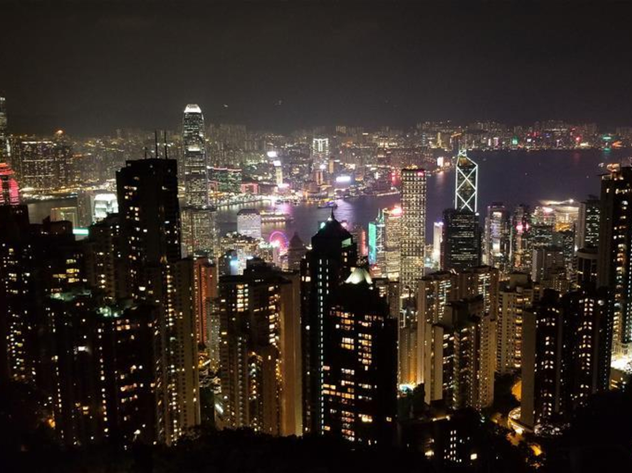 HK markets remain normal after bills passed by US Congress: official