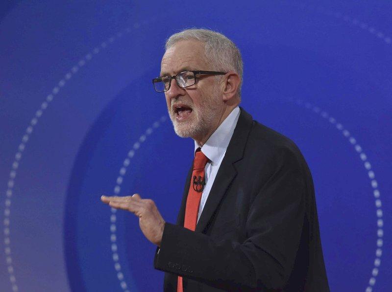 UK Labour Party leader Corbyn defends neutral Brexit stance