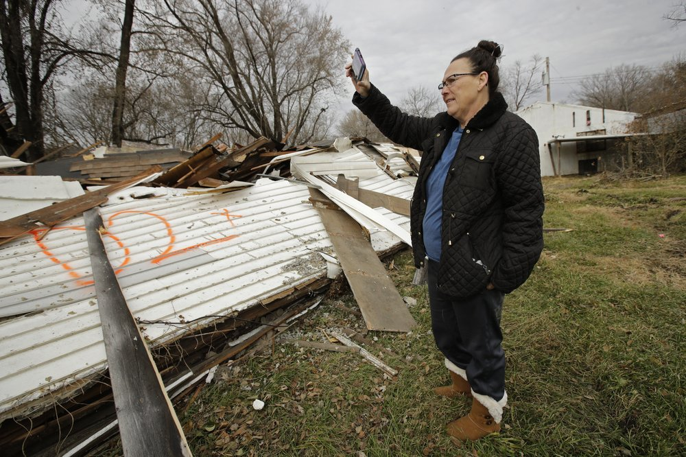 Towns split as home buyouts help people move on after floods