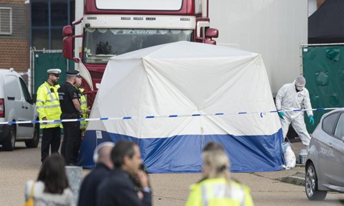 UK police charge men over Vietnamese migrants disaster