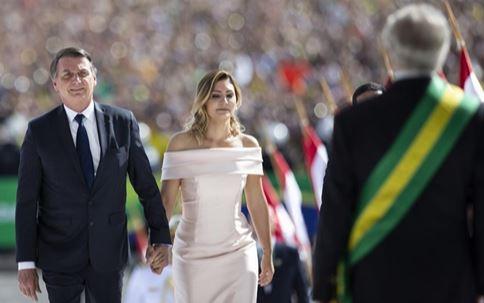 Bolsonaro's son under scrutiny