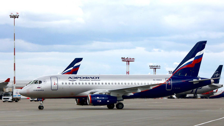 Russian pilot dead after having heart attack mid-air