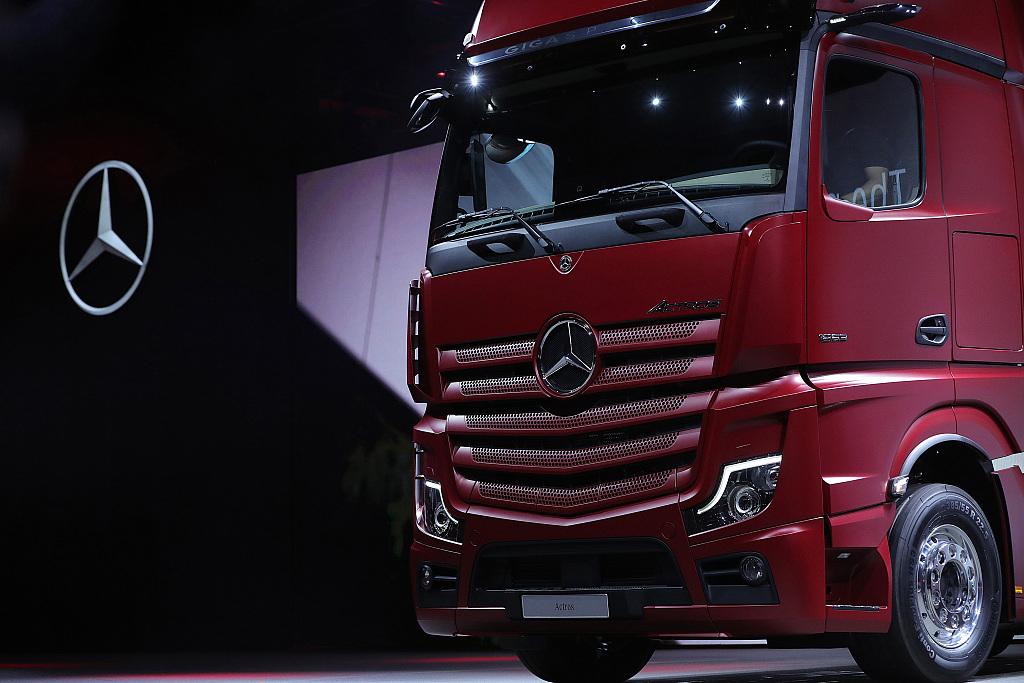 Daimler Truck acquires 15 pct of Russian truck maker Kamaz
