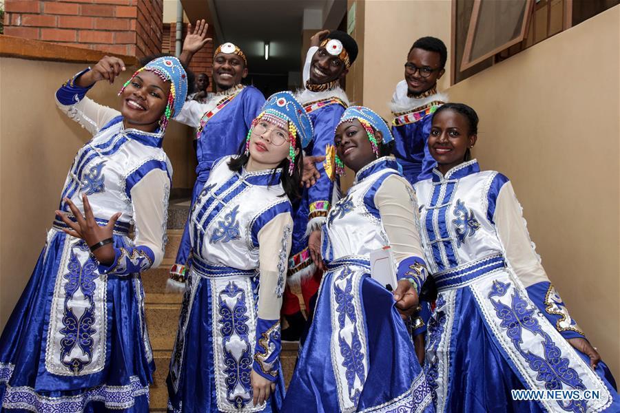Mandarin learning in Uganda takes root as relations grow
