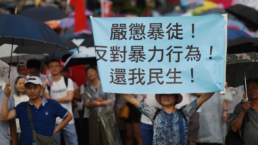 China summons US ambassador over HK-related bill