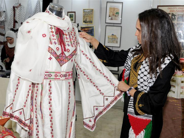 Palestinian cultural exhibition held in Kuwait