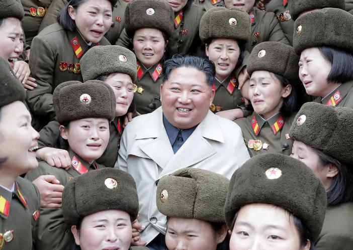 Kim orders DPRK artillery firing, triggering Seoul rebuke