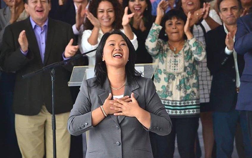 Peru court orders Keiko Fujimori's release from preventive custody