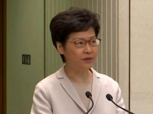 HKSAR chief executive says to stick to 'one country, two systems,' safeguard human rights, freedom under Basic Law