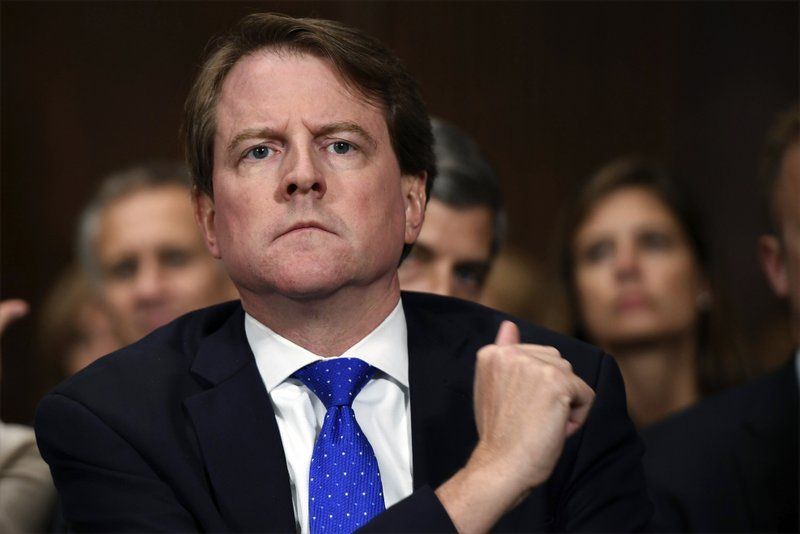 Ex-White House lawyer McGahn ordered to comply with subpoena