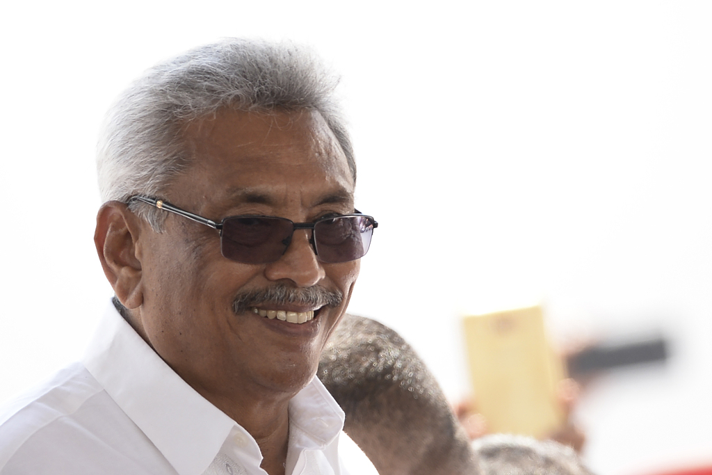 Sri Lankan president appoints new state, deputy ministers