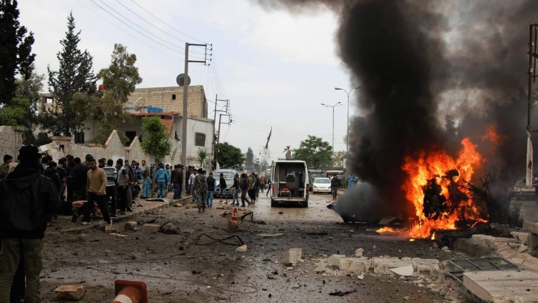 17 killed in car bomb in Turkey-controlled region of Syria: Ankara