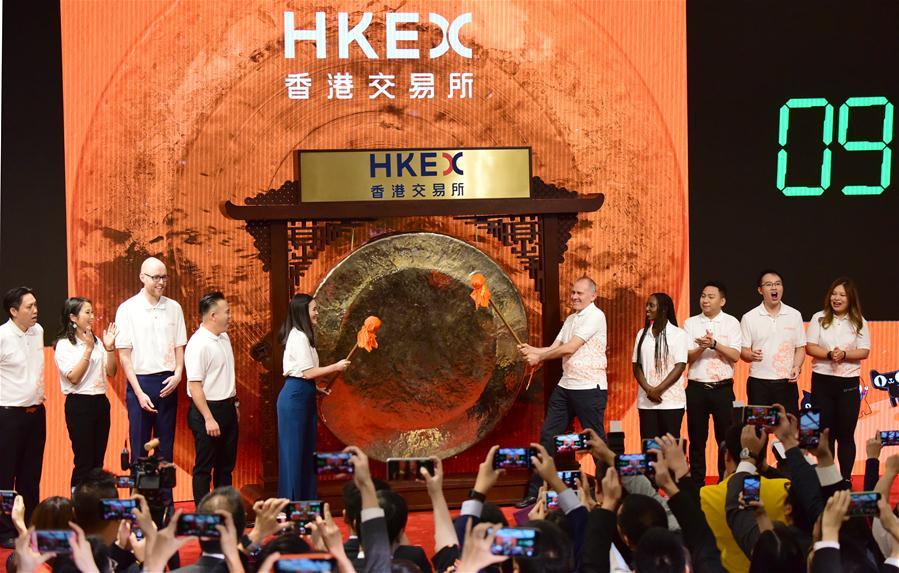 Alibaba makes robust 'homecoming' listing in Hong Kong