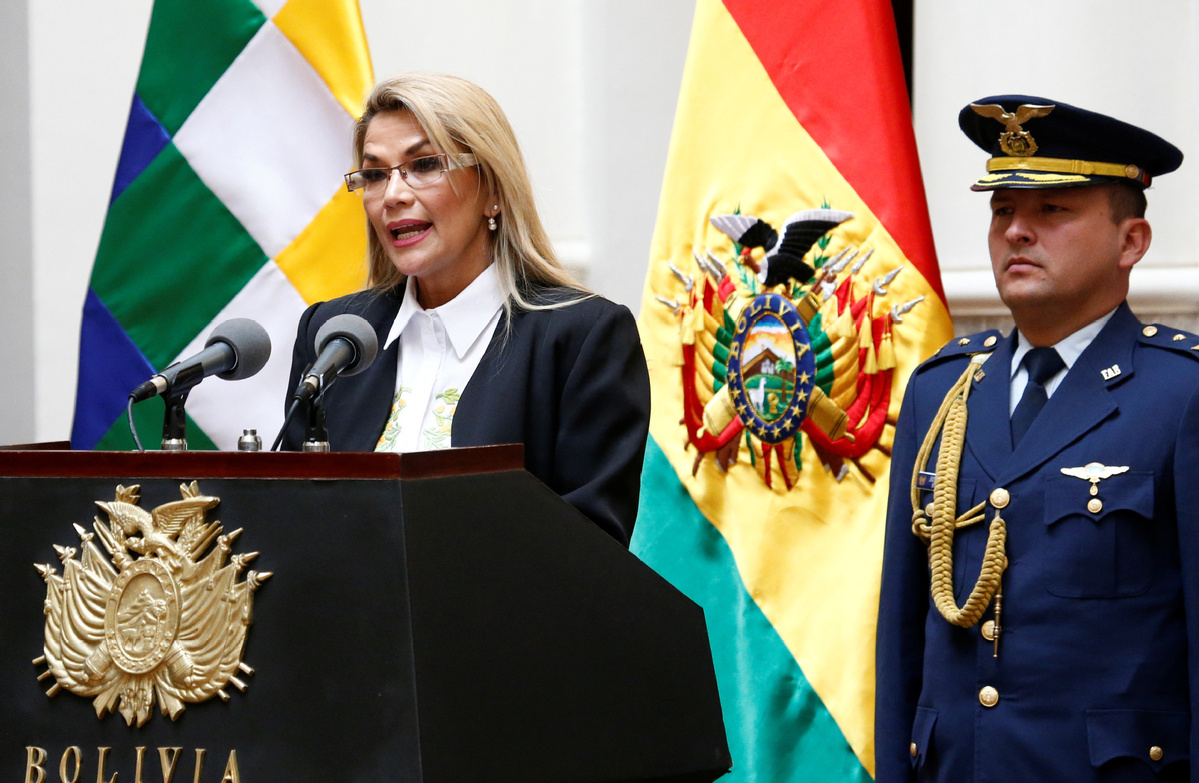 Bolivia appoints first ambassador to US in 11 years