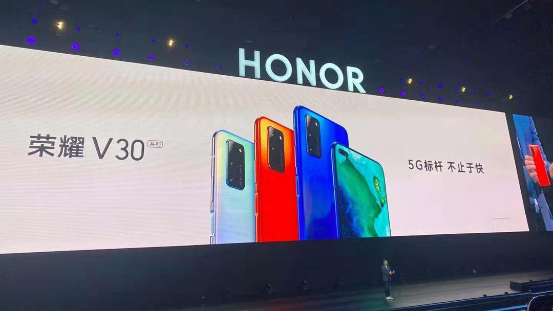 Huawei launches budget 5G smartphone Honor V30