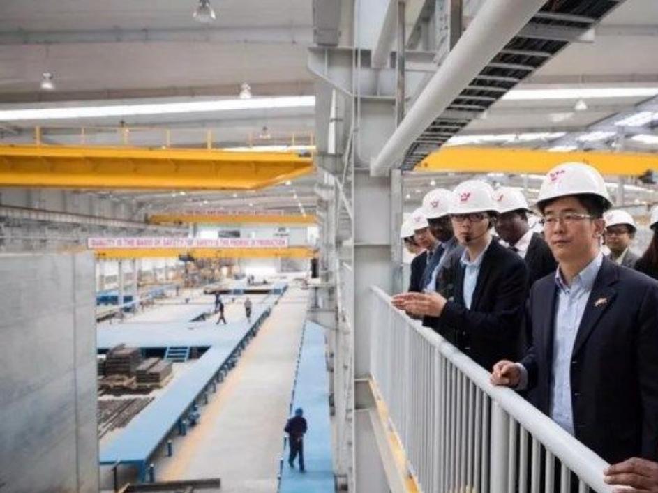 Kenya eyes enhanced industrial cooperation with China