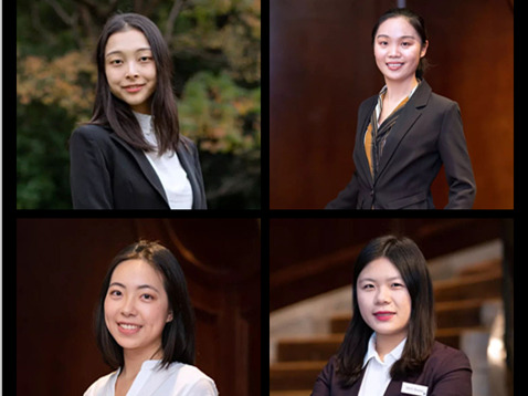 Four Chinese students win Rhodes scholarships